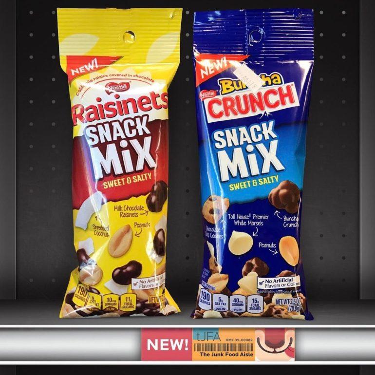 Nestlé Raisinets & Buncha Crunch Snack Mix