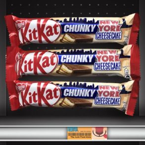 New York Cheesecake KitKat Chunky