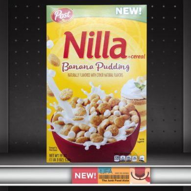 Nilla Banana Pudding Cereal