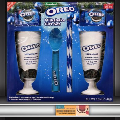 Oreo Milkshake Gift Set