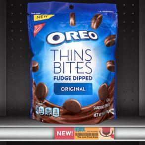 Oreo Thins Bites Fudge Dipped