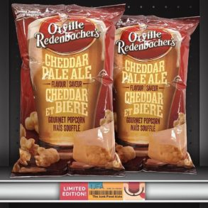 Orville Redenbacher's Cheddar Pale Ale Gourmet Popcorn
