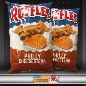 Philly Cheesesteak Ruffles