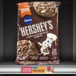 Pillsbury Hershey's Chocolate Brownie Cookies