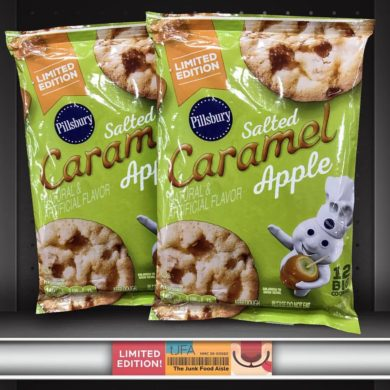 Pillsbury Salted Caramel Apple Cookie Dough