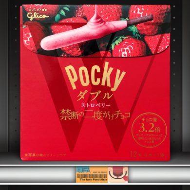 Pocky Double Strawberry Chocolate