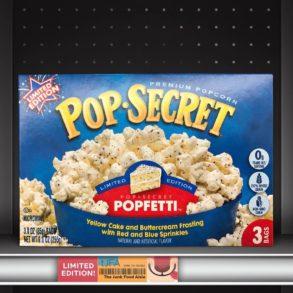 Pop Secret Popfetti