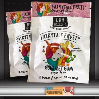 Project 7 Fairytale Fruit Gum