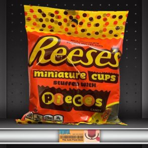 Reese's Miniature Cups Stuffed with Pieces