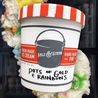 Salt & Straw Brings Back Past Favorites to Seattle