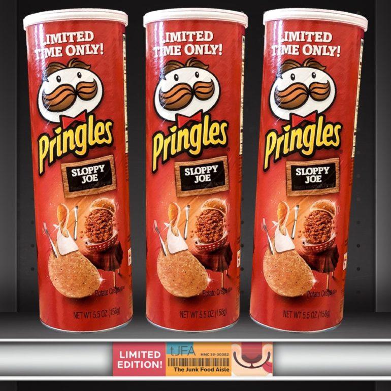 Sloppy Joe Pringles