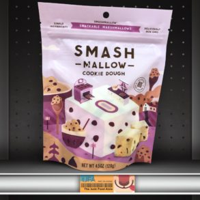 SmashMallow Cookie Dough Marshmallows