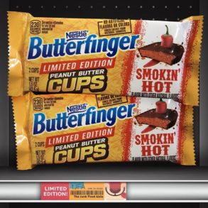 Smokin' Hot Butterfinger Peanut Butter Cups