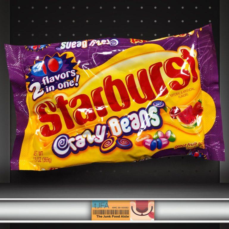 Starburst Crazy Beans
