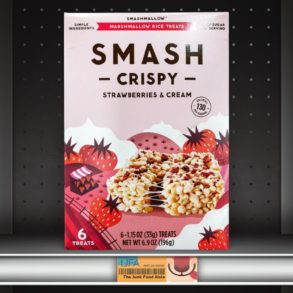Strawberries & Cream SmashCrispy