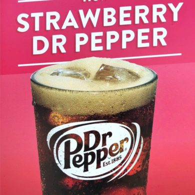 Strawberry Dr Pepper