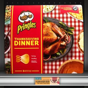Thanksgiving Dinner Pringles