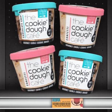 The Cookie Dough Café Single Serve Cups