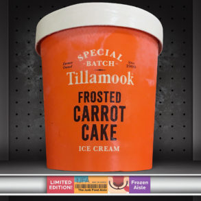 Tillamook Frosted Carrot Cake Ice Cream