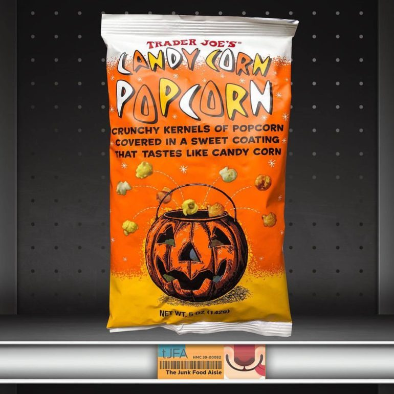 Trader Joe's Candy Corn Popcorn