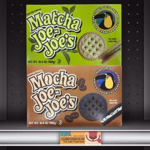 Trader Joe's Matcha & Mocha Joe-Joe's