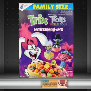 Trix with Marshmallows