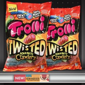 Trolli Twisted Sour Brite Crawlers