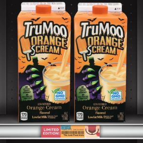 TruMoo Orange Scream Milk