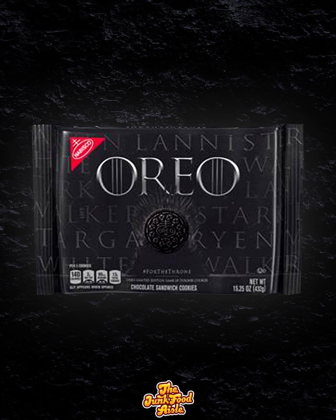Game of Thrones Oreos are Coming Soon!