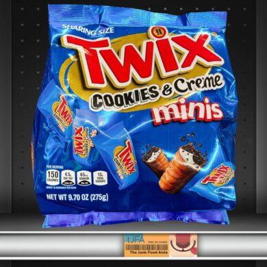 Twix Cookies & Creme